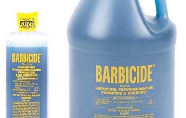 A Brief Overview of Barbicide Concentrate