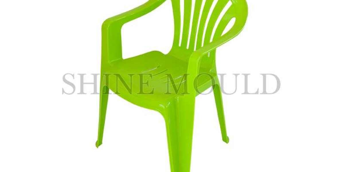 Production And Processing Of Chair Molds