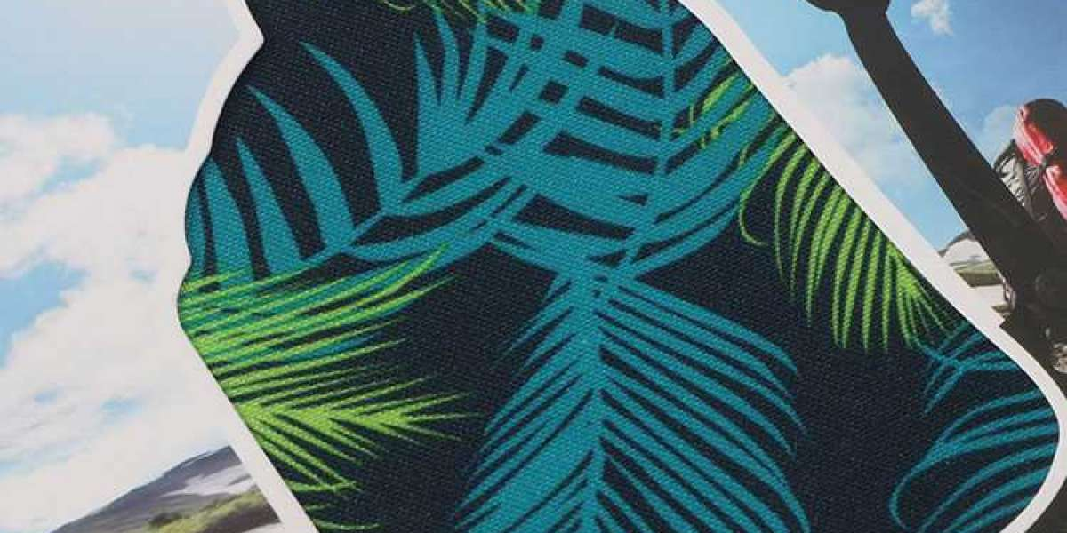 What are the classifications of printed fabrics?