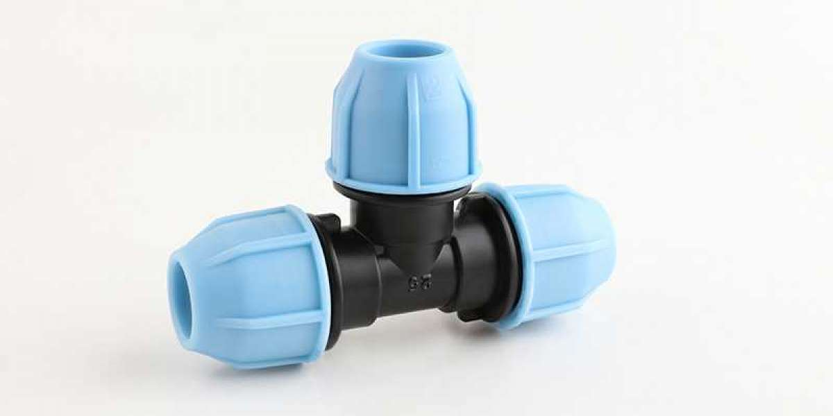 Do You Know That PP Fitting Has A Beautiful Appearance?