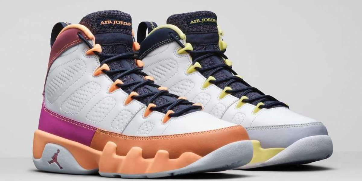 """CV0420-100 Air Jordan 9 WMNS """"Cactus Flower"""" is Officially Releasing in Early 2021"""
