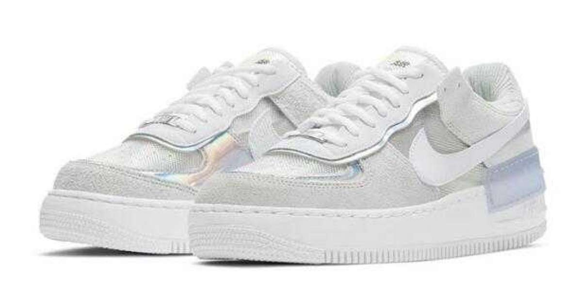 WNMS Nike Air Force 1 Shadow SE DC5255-043 to Arrive Next Month