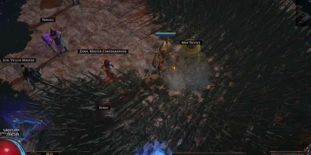 The POE 3.12.5 patch eases the impatient mentality of players