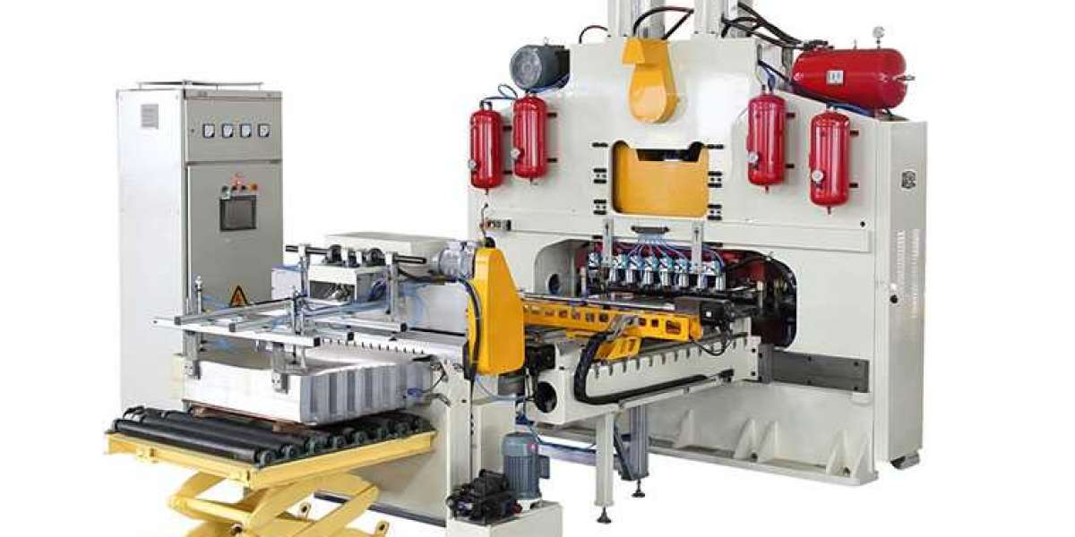 You Could Choose Our Can Making Machinery Production Line