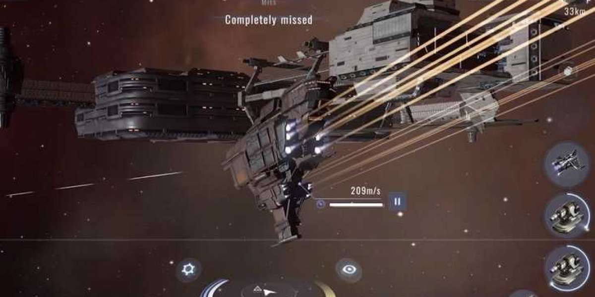 Eve Echoes has entered the Android and iOS platforms