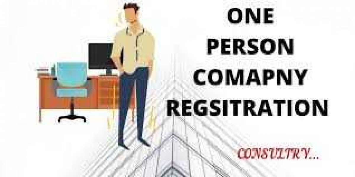 One-person company registration in Bangalore!
