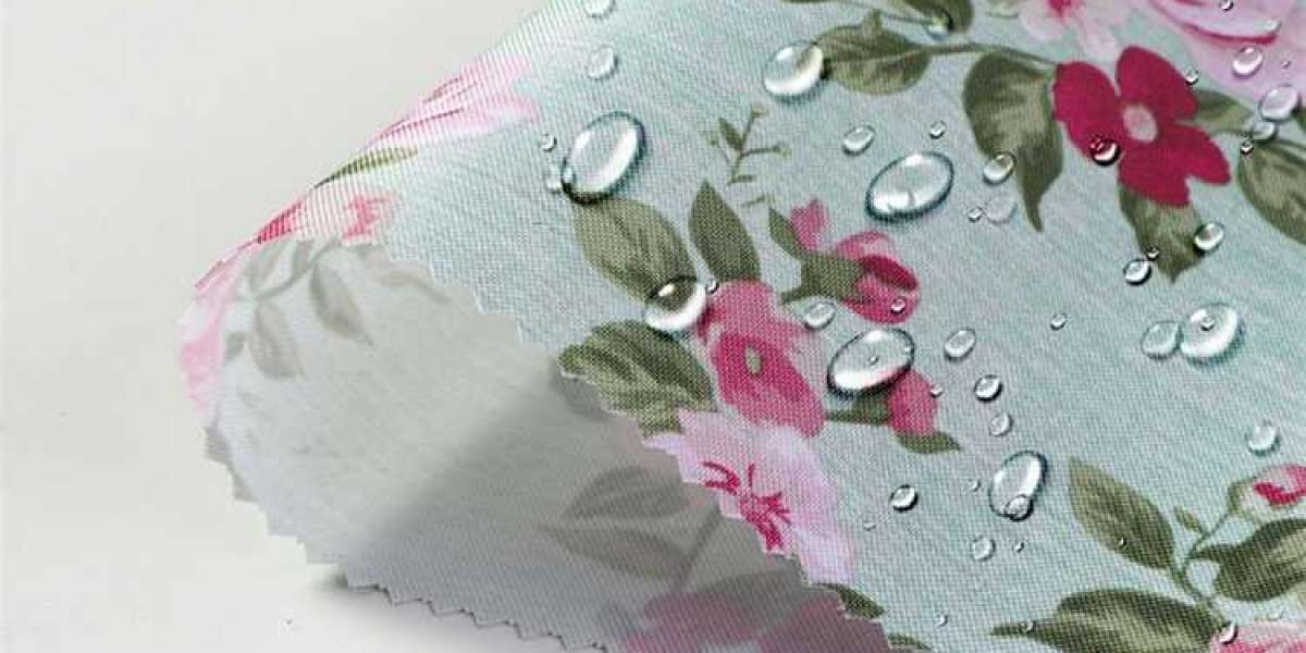 Comparison of printed and jacquard fabric