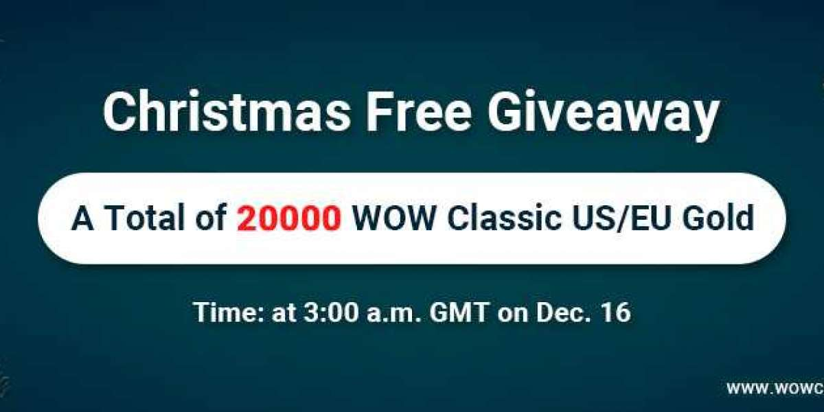 Reliable Seller Offer Free 20000 reliable wow classic gold for you to enjoy WOW Shadowlands