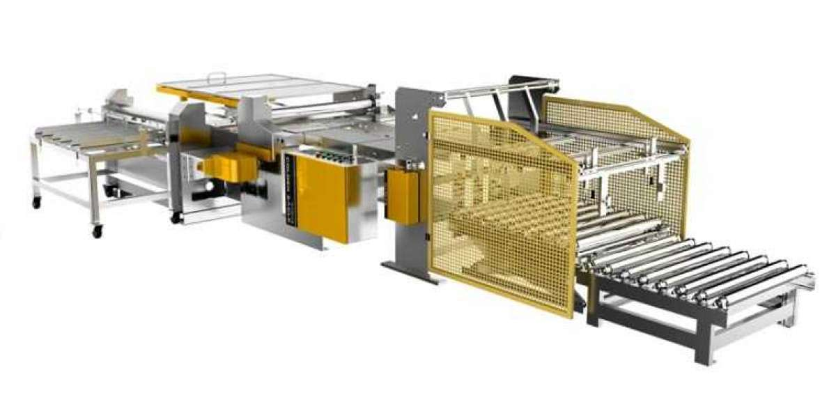 We Introduce Future of The Food Machine Assembly Line