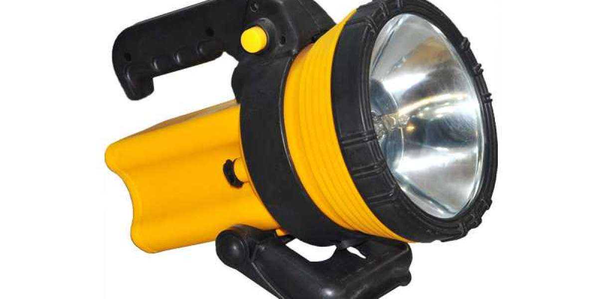 China Emergency Light Manufacturers Introduces The Use Of Spotlights