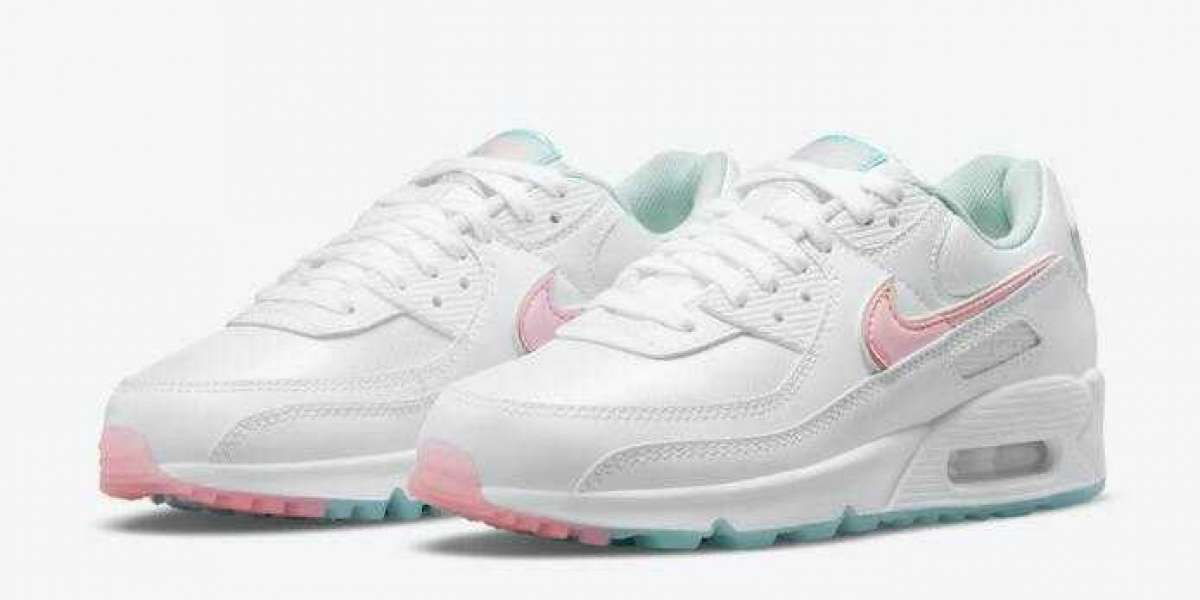 New Drop Nike Air Max 90 Easter Vibes White for Online Sale