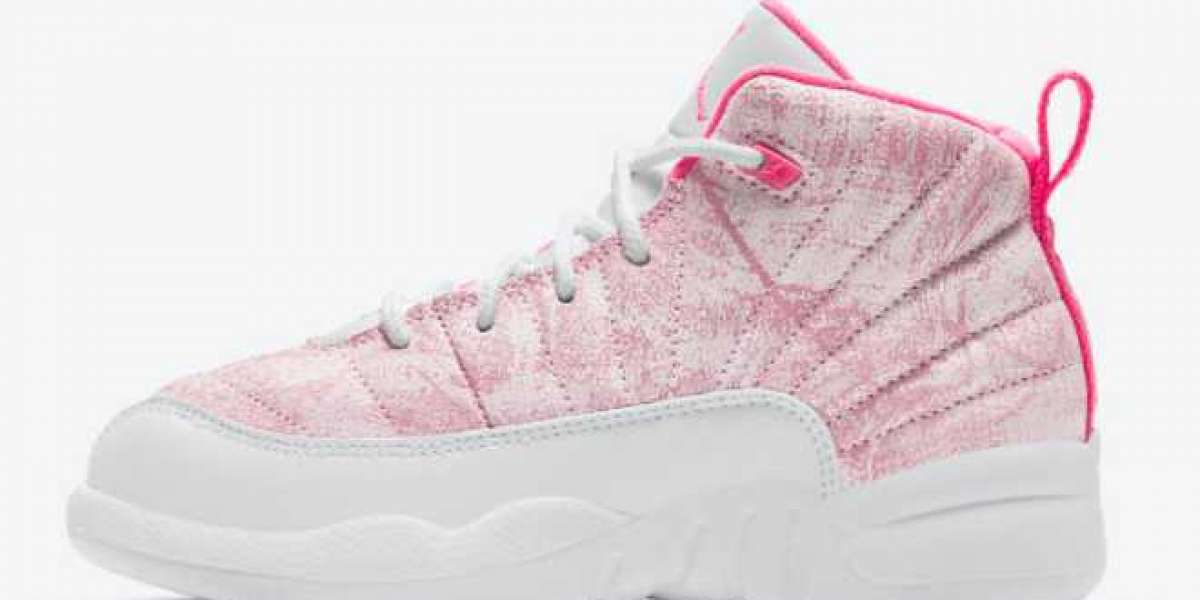 Jordan 12 GS Arctic Punch Shoes New Released