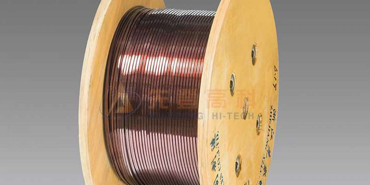 Rectangular Enameled Wire Is Highly Popular In The Market