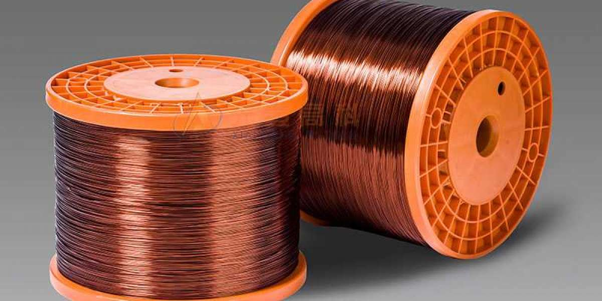 What Are The Main Benefits Of Using Copper Magnet Wire?