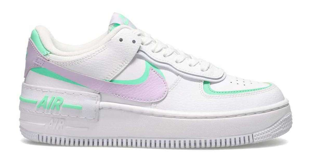 """Nike Air Force 1 Shadow """"Infinite Lilac"""" CU8591-103 release information"""