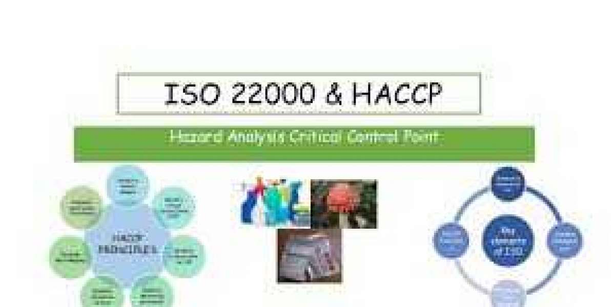 ISO 22000 and its Differences of Food Safety Management