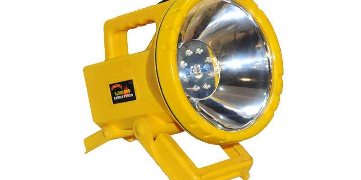 China Emergency Light Manufacturers Introduces The Classification Of Spotlights