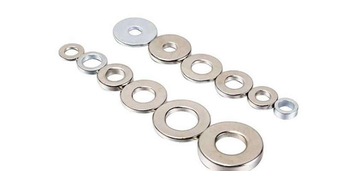 Composition of Ring Magnets