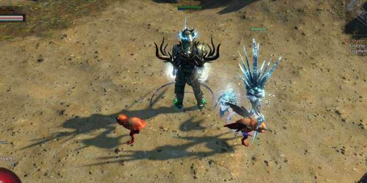 How much do you know about the path of exile?