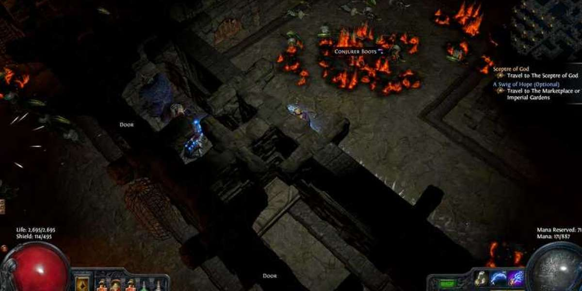 Practical discussion of some aspects of Path of Exile 2