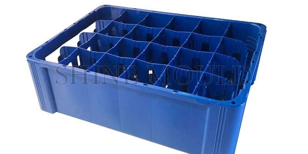 Crate Mould can provide single cavity or multi cavity according to customized requirements