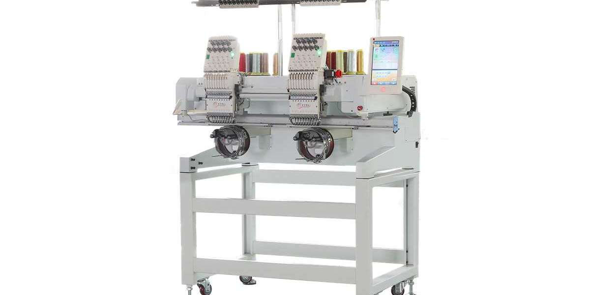 Function Introduction of Multifunctional Household Embroidery Machine