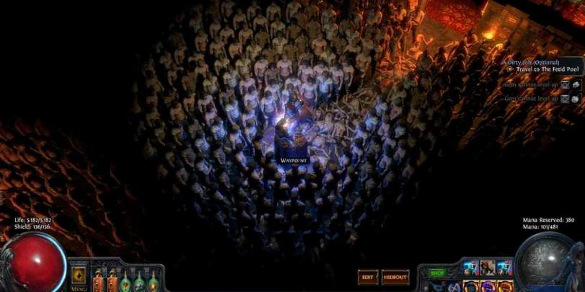 Tips for new players from Path of Exile