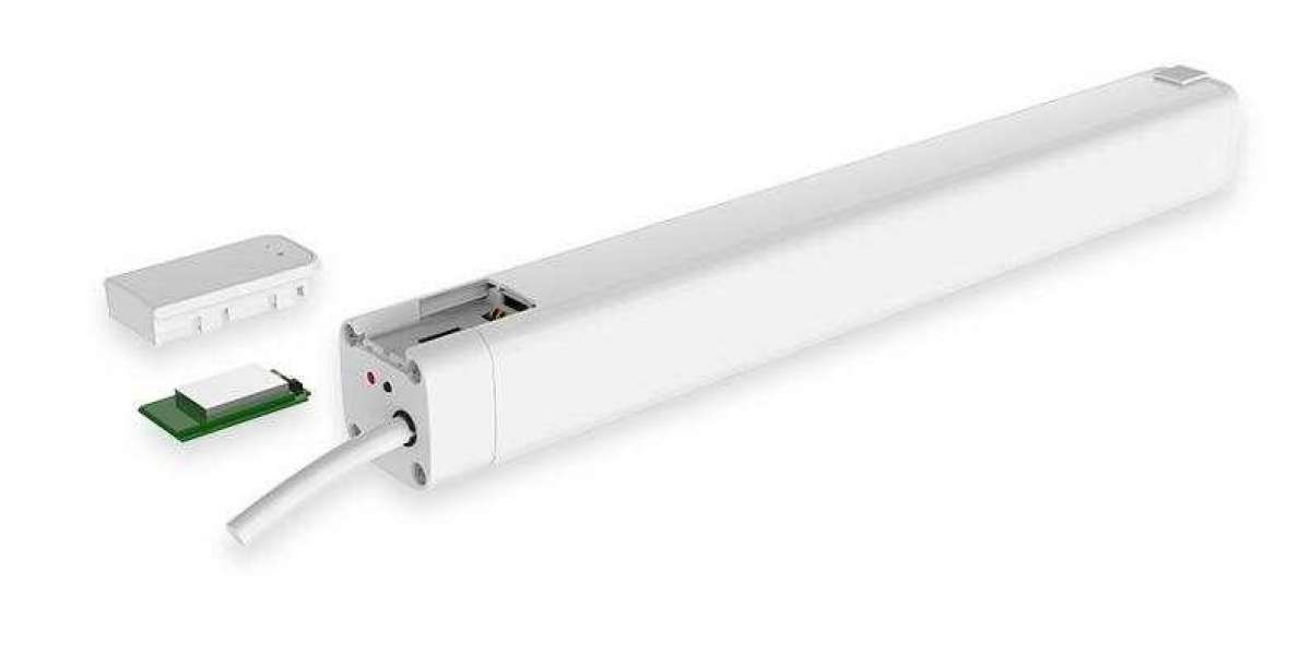 Smart Curtain Motor Exporter Introduces The Strategy Of Installing Electric Curtains