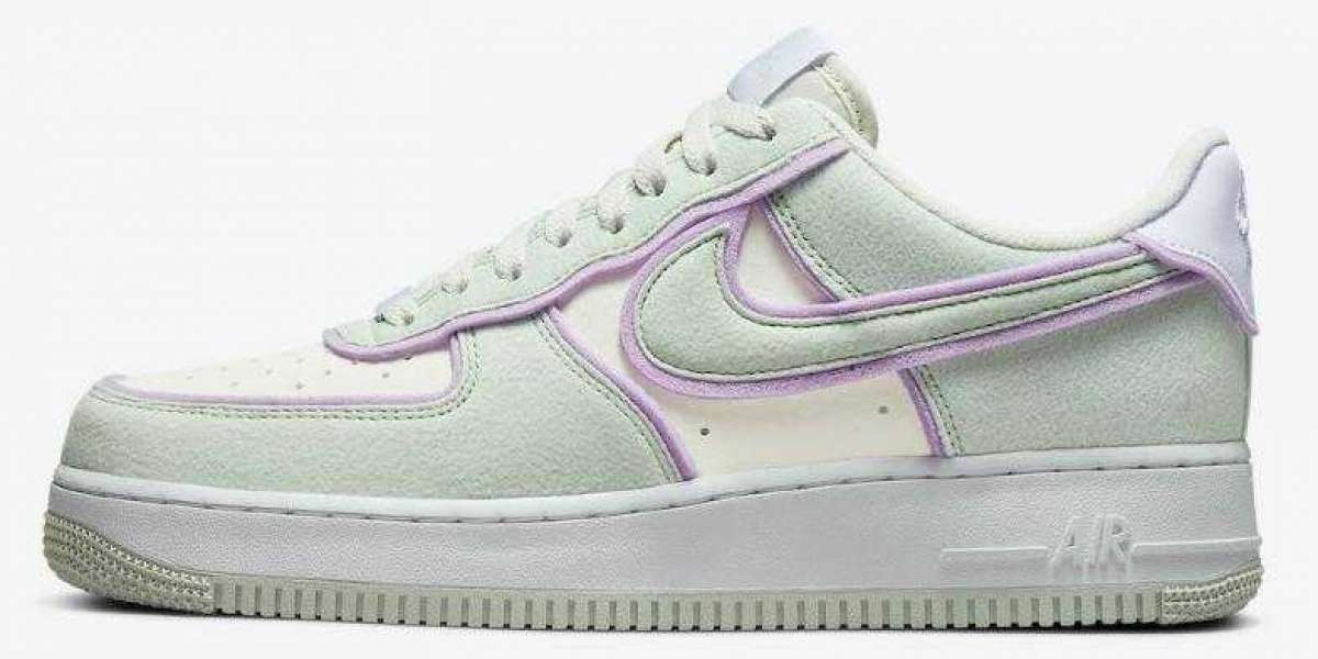 New Coming Beloved Nike Air Force 1 Low Sea Glass for Online Sale