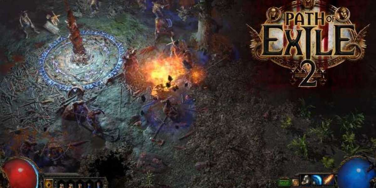 Looking back on the development of Path of Exile over the years