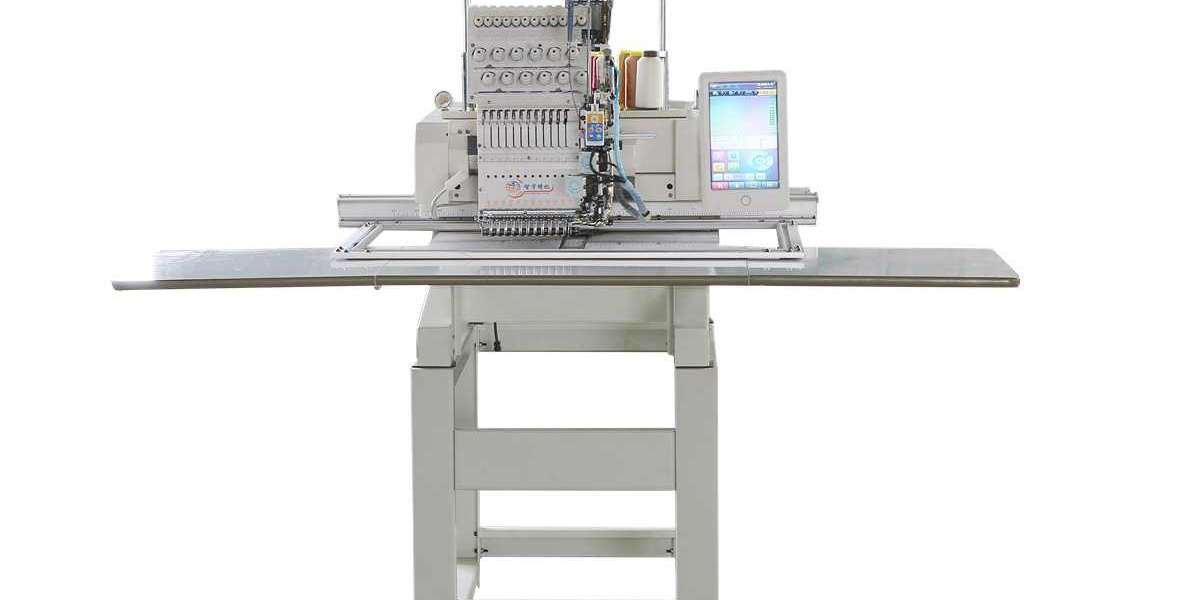 Where is the advantage of the sequin embroidery machine?