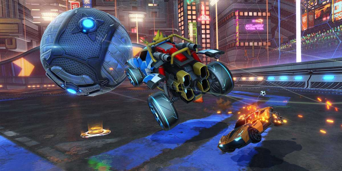 Buy Rocket League Items needed to play inside the game