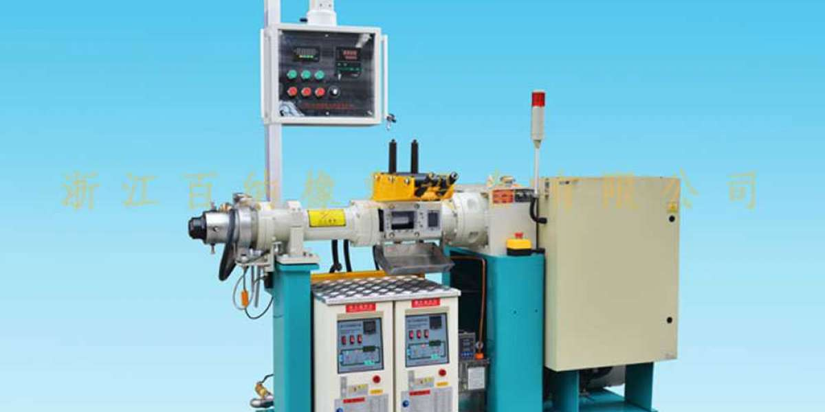 We Give An Introduction On How Rubber Extruder Produces Rubber Hoses