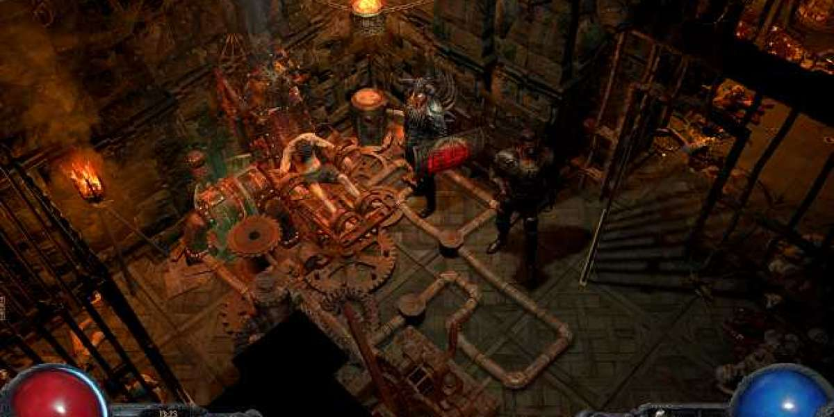 Path of Exile 2: many new content display