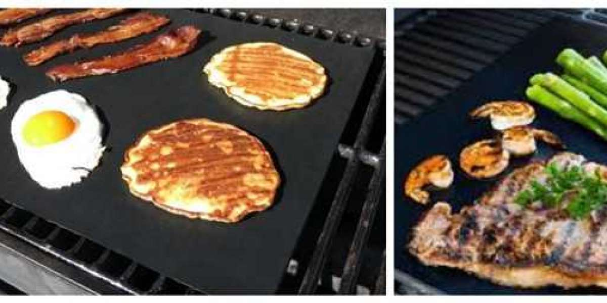 5 Types of Grill Mat Materials