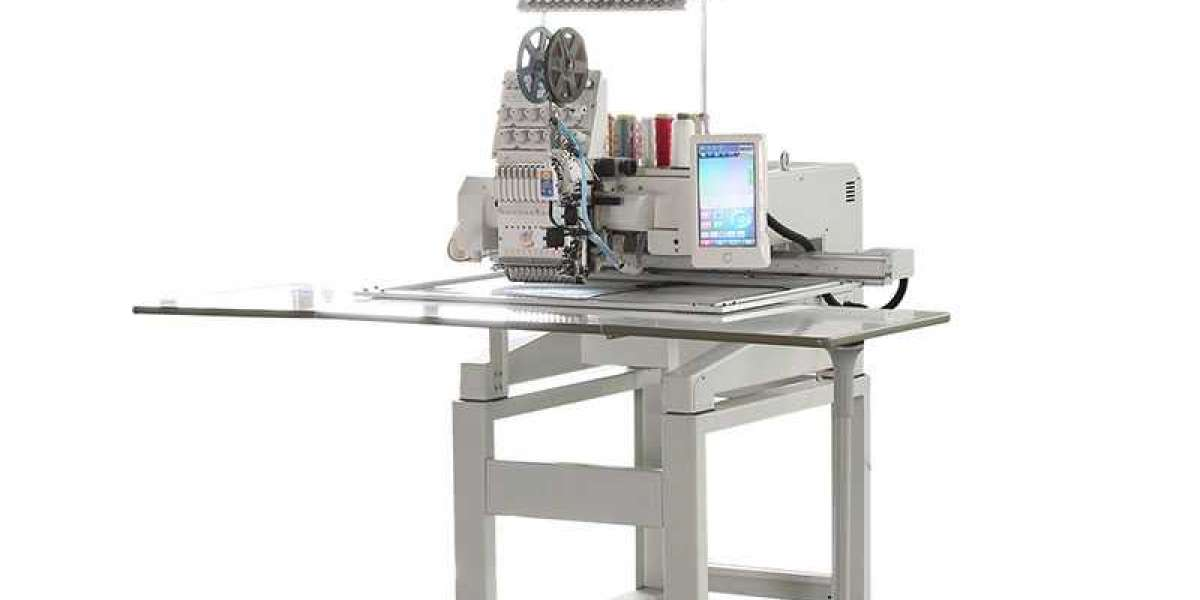 The quality of hybrid towel embroidery machine