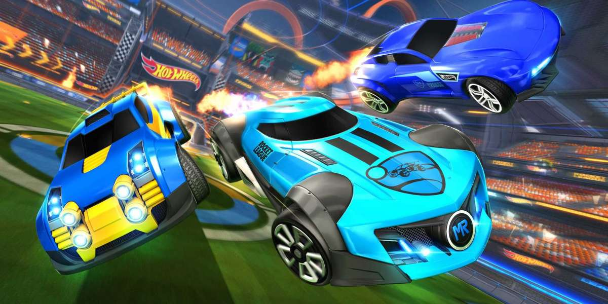 Rocket League's popularity as an esport is simplest at the rise