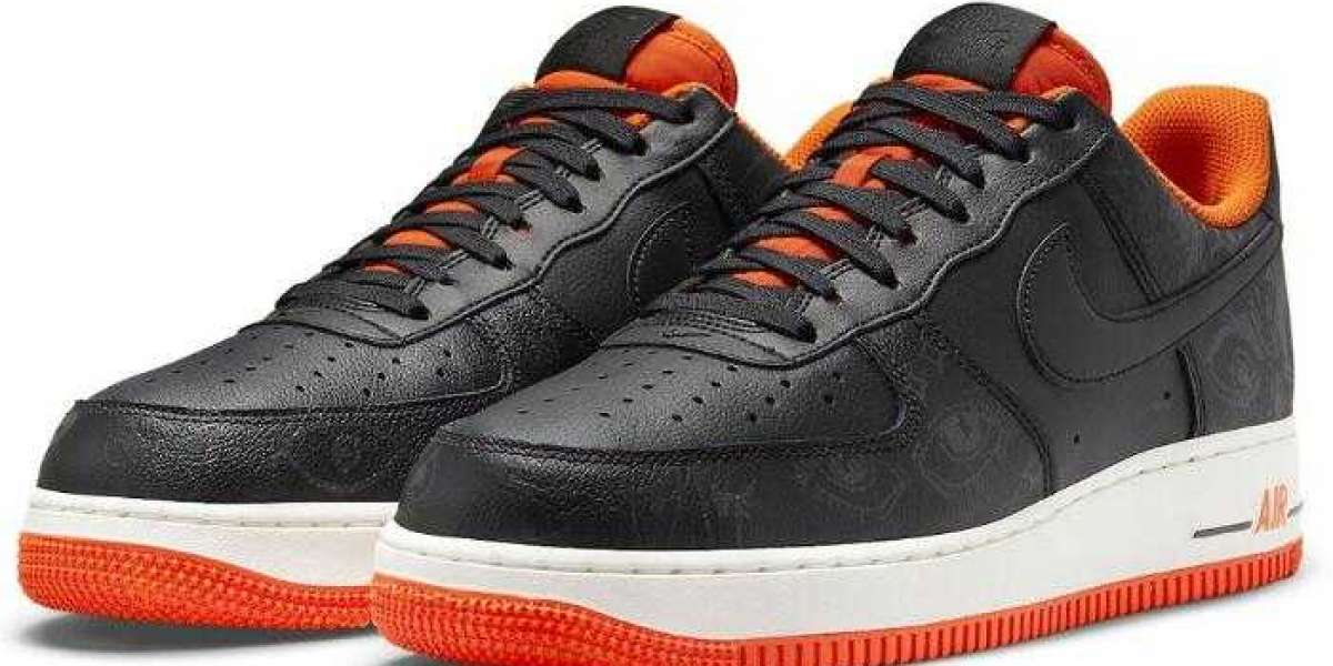 New Air Force 1 Low Halloween Coming for Spooky Season