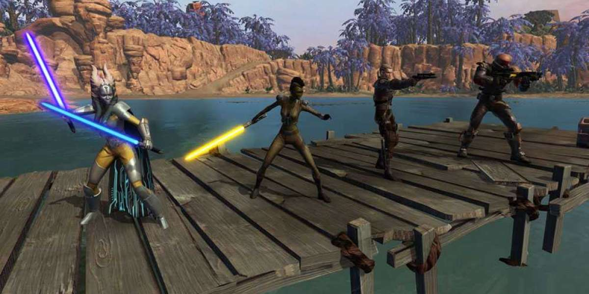 Star Wars The Old Republic added new armor and decorations to the Feast of Prosperity Event