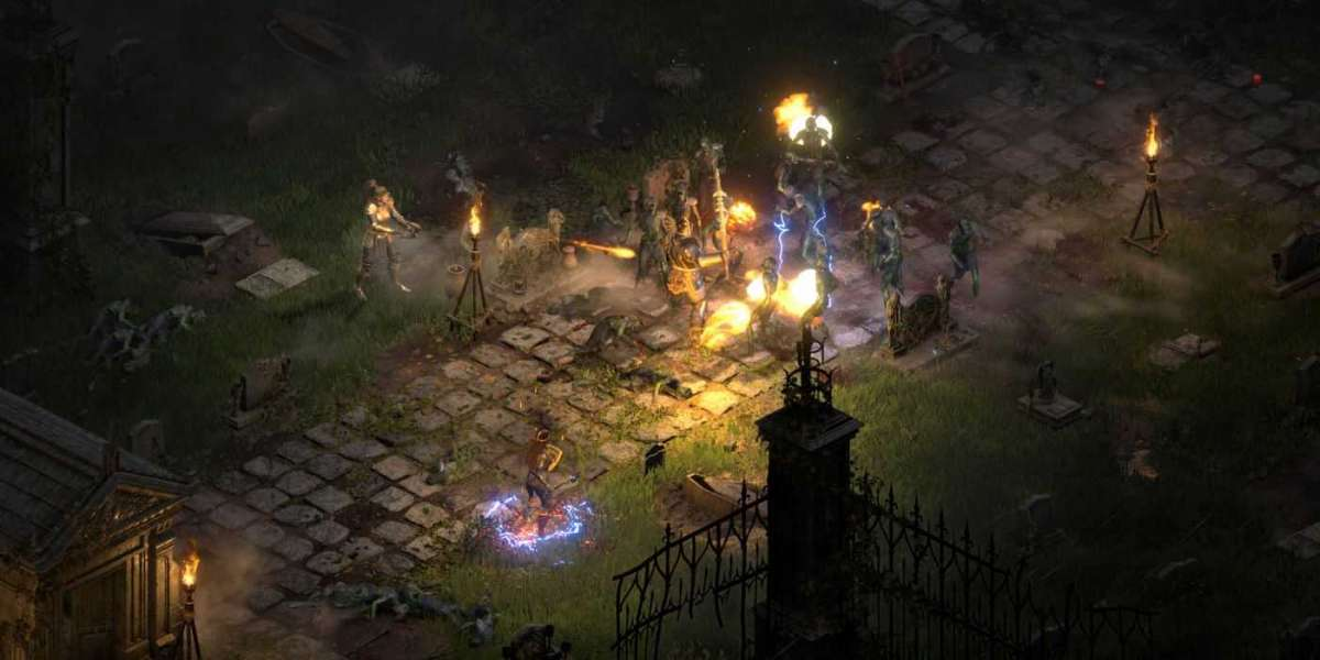 Diablo 2: Resurrected gameplay and review